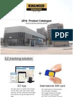 KingNeed Products Catalogue