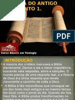 Lição 1 Texto 1 o Pentateuco