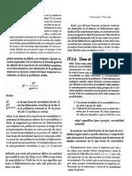 Indicadores de Mortalidad y Fecundidad Resumidos Del Libro Demografia 1 de Welti