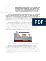 51856637 Literature Review Hydroelectric