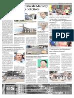 Edición Impresa El Siglo 11-05-2016