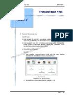 ModulMYOBv15-Bab5 Transaksi Bank & Kas