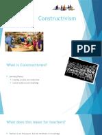 constructivism powerpoint