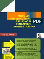Exposición de Administración