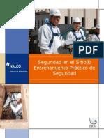 Nalco Safety on-Site (Español Nov-09)