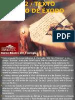 Lição 2 Texto 1 o Livro de Êxodo