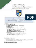 4- MÓDULO DE COMPETENCIA