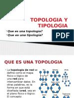 Topologia y Tipologia Gloria