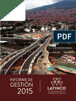 Informe Gestion Baja