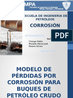 Corrosion varios