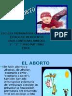 Aborto Jesus Contreras Paredes