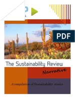The Sustainability Review Narrative