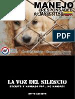 MANEJO Y TENENCIA MASCOTAS PICHINCHA