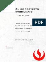 Los Olivos Proyecto Inmobiliario Informe