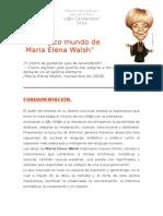 El Magico Mundo de María Elena