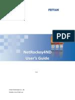 NetRockey4ND Manual