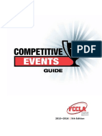 fccla competitive events