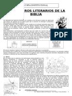 Ficha 2 Primer Año Primer Trimestre
