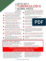 Factsheets TB 2010