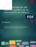 Mapa Conceptual del régimen jurídico de la información 2222.pptx