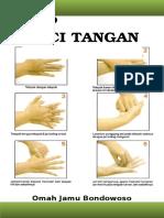 Cuci Tangan Omah Jamu