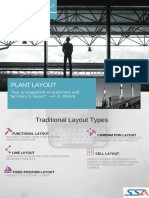 Lean Plant Layout