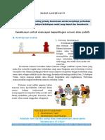 Bahan Ajar Peer Teaching Kesetaraan Sosial