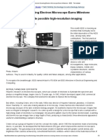 Field Emission Scanning Electron Microscope Earns Milestone - IEEE - The Institute.pdf