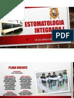 presentacion de la asignatura estomatologia integr