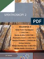 Zat Warna Spektroskopi 2