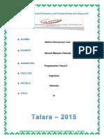 Foro Diseños de Interfaces en Consulta y Reporte de Datos