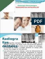 radiografia  intraorales