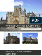 Medieval Cathedrals Power Point