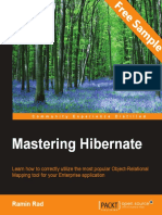Mastering Hibernate - Sample Chapter