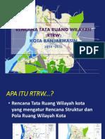 presentasi RTRW