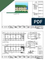 2-storey 6 classroom building