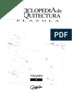 Alfredo Plazola Cisneros - Enciclopedia de Arquitectura Plazola, Volumen 4