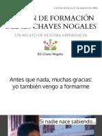 PLAN DE FORMACIÓN DEL IES CHAVES NOGALES