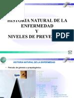 Historia Natural Epidemiología