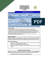 Syllabus Tuberias y Canales 6B 2015_1