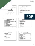 Thyroid Ophthalmopathy 6 Slide