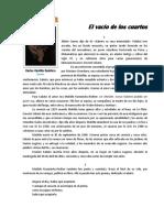 El Vacío de Los Cuartos - Carlos Castillo Quintero