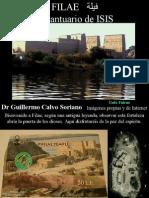 Templo de Filae el Santuario de ISIS - Philae - Antiguo Egipto