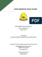 Dok Prakualifikasi Jalan Tabona Loseng