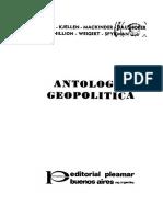 Antologia Geopolitica completa