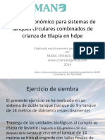 Criterio Economico Sistema Doble Tanque