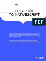 Nativescript for Ctos Doc