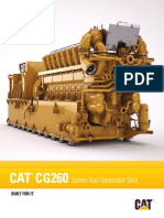 Caterpillar CG260 - 60 y 50 Hz