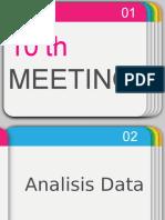 10 Th Meeting