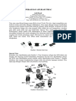 Operasi Dan Aplikasi Triac2
